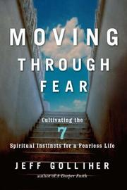 Cover art for MOVING THROUGH FEAR