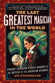 Cover art for THE LAST GREATEST MAGICIAN IN THE WORLD
