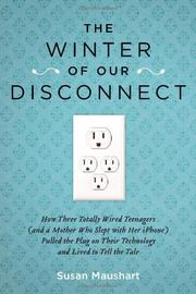 Cover art for THE WINTER OF OUR DISCONNECT