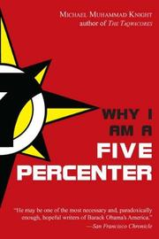 Book Cover for WHY I AM A FIVE PERCENTER