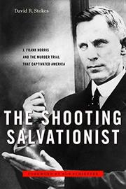 Cover art for THE SHOOTING SALVATIONIST