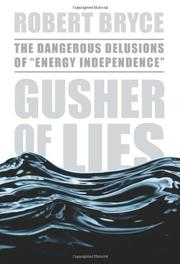 Cover art for GUSHER OF LIES