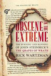 OBSCENE IN THE EXTREME by Rick Wartzman