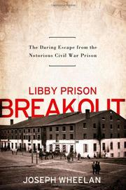 Cover art for LIBBY PRISON BREAKOUT