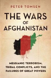 Book Cover for THE WARS OF AFGHANISTAN