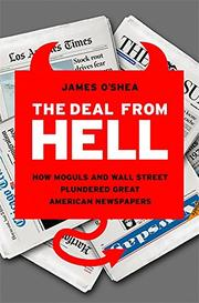 THE DEAL FROM HELL by James O'Shea