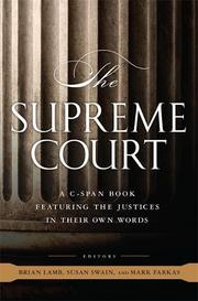 Book Cover for THE SUPREME COURT