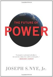 Cover art for THE FUTURE OF POWER