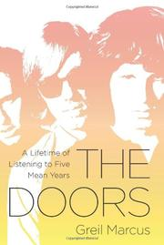 Cover art for THE DOORS