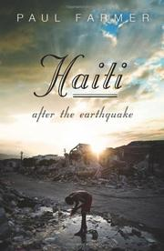 Cover art for HAITI AFTER THE EARTHQUAKE