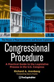CONGRESSIONAL PROCEDURE by Richard A. Arenberg