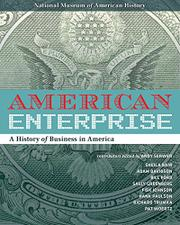 AMERICAN ENTERPRISE by Andy Serwer