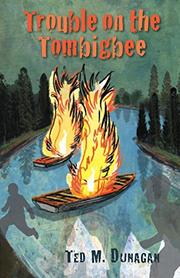 Cover art for TROUBLE ON THE TOMBIGBEE