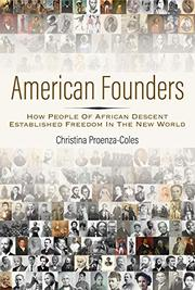 AMERICAN FOUNDERS by Christina Proenza-Coles