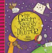 Book Cover for THE GREAT NURSERY RHYME DISASTER