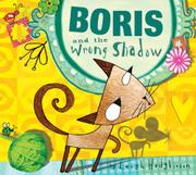 Cover art for BORIS AND THE WRONG SHADOW