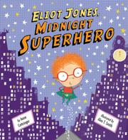 Cover art for ELIOT JONES, MIDNIGHT SUPERHERO