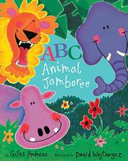 Cover art for ABC ANIMAL JAMBOREE
