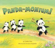 Book Cover for PANDA-MONIUM!