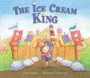 Book Cover for THE ICE CREAM KING