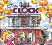 Cover art for THE DANCING CLOCK