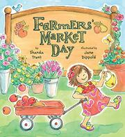 FARMERS' MARKET DAY by Shanda Trent