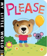 PLEASE by Patricia Hegarty
