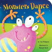 MONSTERS DANCE by Ann Hodgman