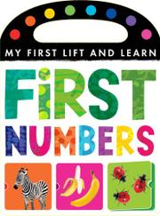 FIRST NUMBERS by Tiger Tales