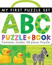 ABC PUZZLE AND BOOK by Tiger Tales