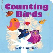 Cover art for COUNTING BIRDS