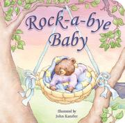 Book Cover for ROCK-A-BYE-BABY