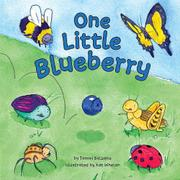Book Cover for ONE LITTLE BLUEBERRY