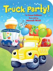 Book Cover for TRUCK PARTY!
