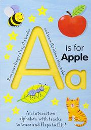 Book Cover for A IS FOR APPLE