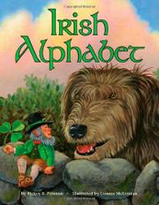 Cover art for IRISH ALPHABET