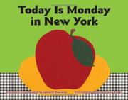 Cover art for TODAY IS MONDAY IN NEW YORK
