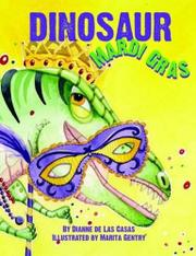 Book Cover for DINOSAUR MARDI GRAS