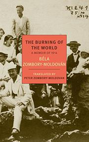 THE BURNING OF THE WORLD by Béla Zombory-Moldován