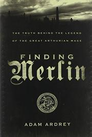 Book Cover for FINDING MERLIN
