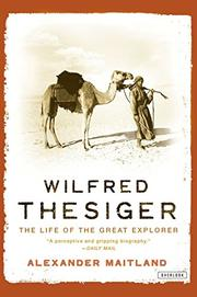 Book Cover for WILFRED THESIGER