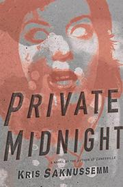 Book Cover for PRIVATE MIDNIGHT