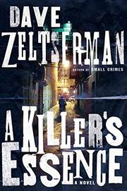 Cover art for A KILLER'S ESSENCE