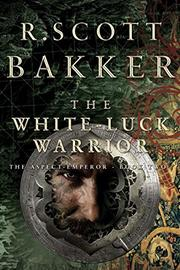 Cover art for THE WHITE LUCK WARRIOR
