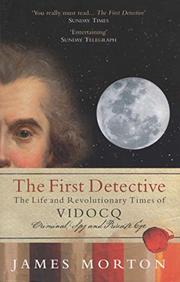 Cover art for THE FIRST DETECTIVE
