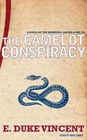 Cover art for THE CAMELOT CONSPIRACY