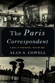 Book Cover for THE PARIS CORRESPONDENT