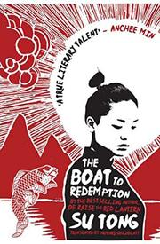 Cover art for THE BOAT TO REDEMPTION