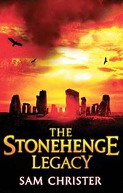 Cover art for THE STONEHENGE LEGACY