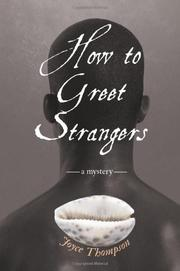 How to Greet Strangers by Joyce Thompson